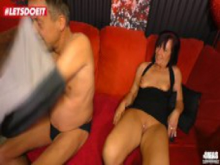 LETSDOEIT - Kinky Gilf Loves Her Husbands Big Cock