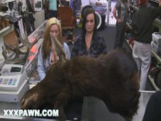 XXX PAWN - What Would Desperate Lesbians Do For Money? Find Out Right Now