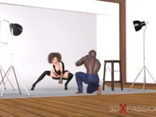 Photo studio. 3D animation. Photo shoots and casting