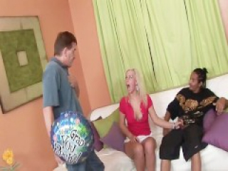 Oh No! There's a Negro in My Daughter 3 - Scene 2