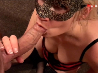 BIRTHDAY GIRL GETS ANAL AND ORAL CREAMPIE