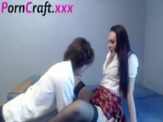 Schoolgirl brother fucks sister Oleg Filth Dina Desire (Porncraft.xxx) 2016