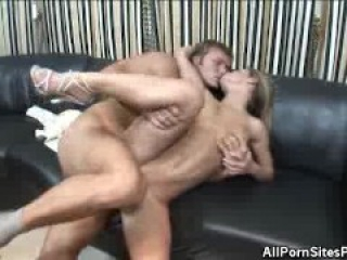 Sizzling Hot Fucking For This Blondie