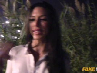 Fake Cop Female wanna be cop having hot sex