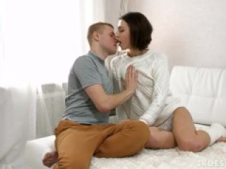 Hot sex with skinny russian girl Liona