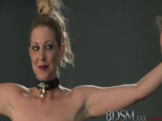 BDSM XXX Teen subs with attitude recieve extreme treatment from Masters
