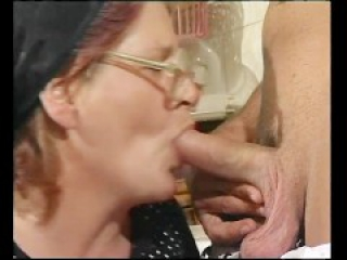 Grannies need young cocks to get off