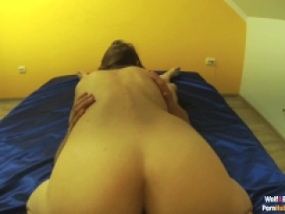 THE HOTTEST TEEN MAKES ME CUM ALL OVER HER PUSSY, AMATEUR COUPLE NIGHT SEX