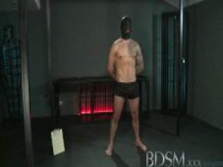 BDSM XXX Slave boy gets tied up and receives more than he bargained for from horny MIstress