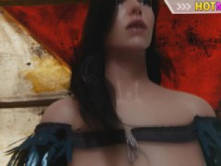 Witcher Yennefer 3D Porn Game
