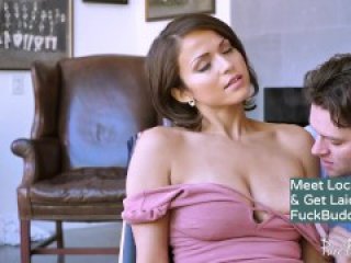 Milf Brooke returns home from work exhausted & her guy fucked her Anal