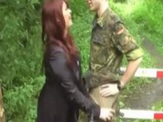 Military Army XXX Blowjob Old and Young