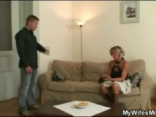 Mywifesmom - Blackmailed into hot sex